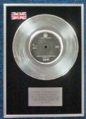 "UB40 - 7"" Platinum Disc - I Think it's Gonna Rain Today"